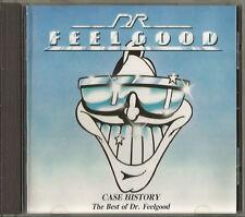 Dr. Feelgood - Case History - EMI UK CDP 7 46711 2 . 18 Tracks - Sammlerexemplar