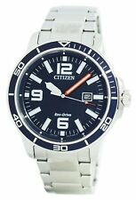 Citizen Eco-Drive Sports Power Reserve AW1520-51L Mens Watch