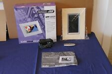 """Accoustic Solutions VPF-02025 6"""" Digital Picture Frame - new unused opened"""