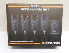 Prologic BAT+ Pro Bite Alarm 3+1 Set 3 Rod & Receiver Black Colour Set 57081