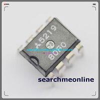 1pcs M5219P New Genuine DIP-8 ICs