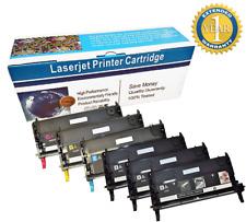 6 PACK 3110 Black Color Toner Cartridges Combo Set for Dell 3110CN 3115CN 3115