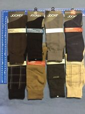 9 Pack Men's JOCKEY BUSINESS Mixed colours Cotton blend SOCKS Size 7-11