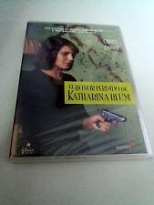 """DVD """"EL HONOR PERDIDO DE KATHARINA BLUM"""" PRECINTADO SEALED VOLKER SCHLONDORFF"""