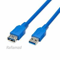 High Quality 5Gbps Super Speed USB 3.0 Extension Cable Male to Female Gigabit UK