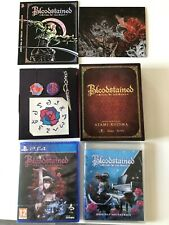 Complete Bloodstained: Ritual of the Night Alchemist's Treasure (Kickstarter)