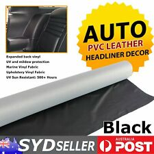 Leather Material Remedy Auto Vinyl Interior Seat Dashboard Doors Panel 80x140cm