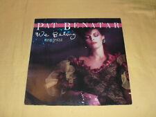 Pat Benatar – We Belong 12'' Maxi-single 45 RPM