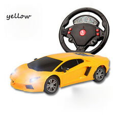 Yellow Remote Control Toys Rc Car Ready-To-Go Radio Control Vehicle Gift For Kid