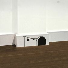 Rooms Wall Stickers Bedroom Home Decoration Mouse Hole Stickers Home Decals