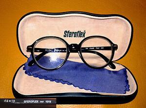 Occhiali SFEROFLEX epoca Montatura mod. 1018 EPOCA - Old Italian glasses frame