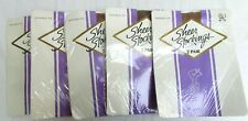 VTG..LOT 10 PR..SHEER..THIGH HIGH STOCKINGS..DIF COLORS..MED / TALL..NEW..SEALED