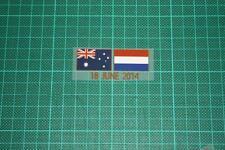 AUSTRALIIA Vs HOLLAND World Cup 2014 Holland Away Shirt Match Details
