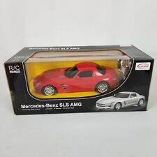 Mercedes-Benz SLS AMG Rastar 1:24 Scale R/C Car Remote Controlled toy Car Red