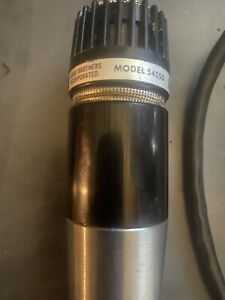 Vintage Shure 5455D Unidyne III Dynamic Microphone- USA