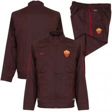 Nike AS Roma Nike Woven Tracksuit (Mahogany) - Medium - New ~ 688089 203