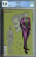 Batman #95 CGC 9.8 1:25 Jimenez Variant Joker War