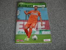 Programm 2013/14: SpVgg Greuther Fürth - Karlsruher SC