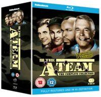 a-Team Stagioni 1 A 5 Collezione Completa Blu-Ray Nuovo (FHEB3555)