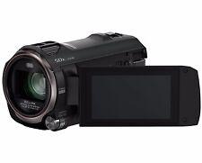 Panasonic HC-V777EG-K Full-HD Camcorder K = schwarz V777 V 777 von PHOTO-PORST