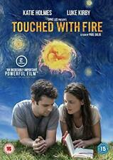 Drama - Touched with Fire (DVD, 2016) Romance NEW