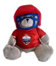 NFL International Series 2017 London Wembley American Football Helmet Teddy Bear
