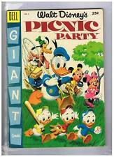 Dell Giant Comics Picnic Party #6 Fine- 1955