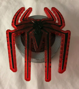 The Amazing Spider-Man Hero FX Chest Light Symbol Logo w/ Sound - Hasbro 2012