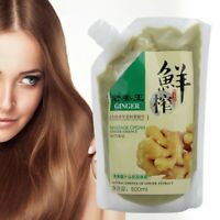 NEW Ginger Essence Scalp Nourishing Anti Hair Loss Shampoo Conditioner Treatment