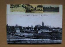 livre photo environ 123 cartes postales anciennes de LUBERSAC Corrèze formats A4
