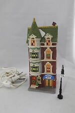 Department 56 Christmas in the City Series 5607 Park Avenue Townhouse 59773
