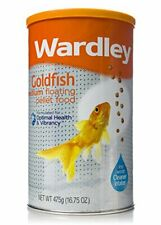 New listing Wardley Premium Medium Floating Goldfish Food Pellets - 16.75oz