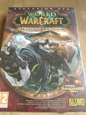 PC/MAC - WORLD OF WARCRAFT - MISTS OF PANDARIA (NEW/SEALED)