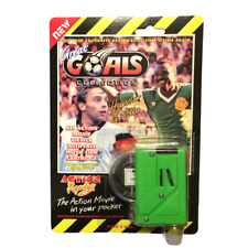 Action Replay Movie In Your Pocket Great Goals Vintage 90s Toys Collectable MINT