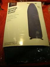 """Salt Ironing Board Replacement Pad & Cover~Fits All Standard 54""""x15"""" Blue 356"""