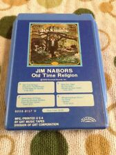 """Jim Nabors  """"Old Time Religion """"  8-Track FREE SHIPPING"""