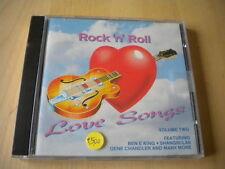 Rock 'n' roll love songs vol. 2CD1992Pat Boone Gene Pitney Ben E. King Scott