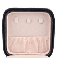 Travel Portable Jewellery Box Organizer Mirror Drawers Jewel Storage Case