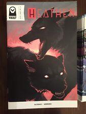 Heathen #2 Alterici Cover Rare Variant Cover Comic Book