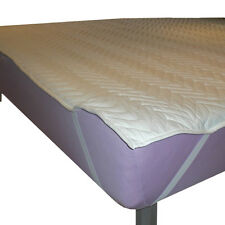 Spannauflage Schonbezug für Wasserbett Auflage 200x200