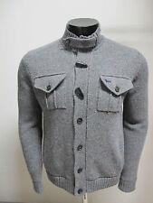 HARMONT&BLAINE chaquetón de hombre lana art.H1312 col.GRIGIO MEDIO T. M invierno