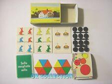 MULINO BIANCO scatolina anni '80_ SALTA CONIGLIETTO SALTA (sorpresina 07).