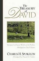 The Treasury of David by Spurgeon, Charles (Hardback book, 2004)