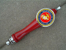 Marines military Beer Tap Handle knob tapper for Kegerator or Faucet