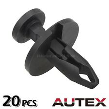 20pcs Fender Underbody Shield Cowl Clips Fastener Retainer for Jeep Patriot