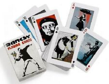 Banksy Art Playing Cards - Piatnik 1652. Full pack and sealed.