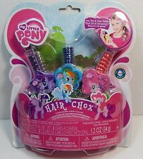 My Little Pony Hair Chox Chalk Temp Hair Color For You & Your Pony 3 Colors New