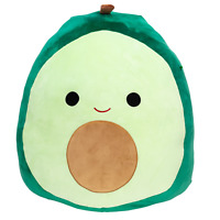 Squishmallow Plush Austin the Avocado Fruit Stuffed Super Soft  Doll Toy Gift 5""