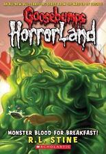 Monster Blood for Breakfast! Goosebumps HorrorLand, No. 3