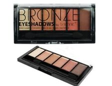 Technic Eyeshadows Palette BRONZE Eye 6in1 BROWN NUDE shades